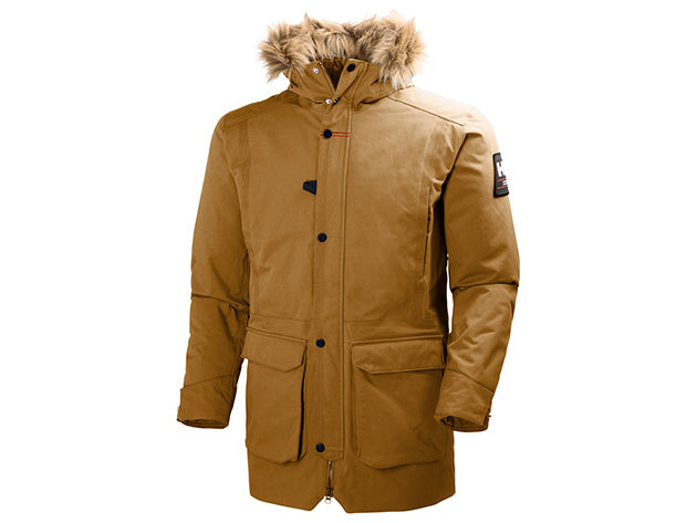 Helly Hansen NORSE PARKA BRUNETTE BROWN XXL (54242_290-2XL)