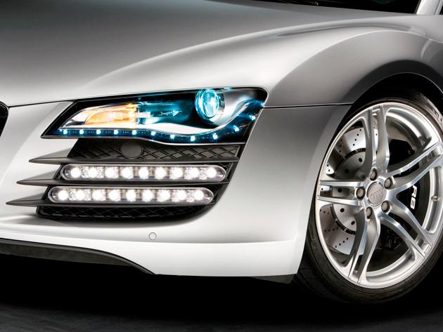 Led lámpa kocsihoz