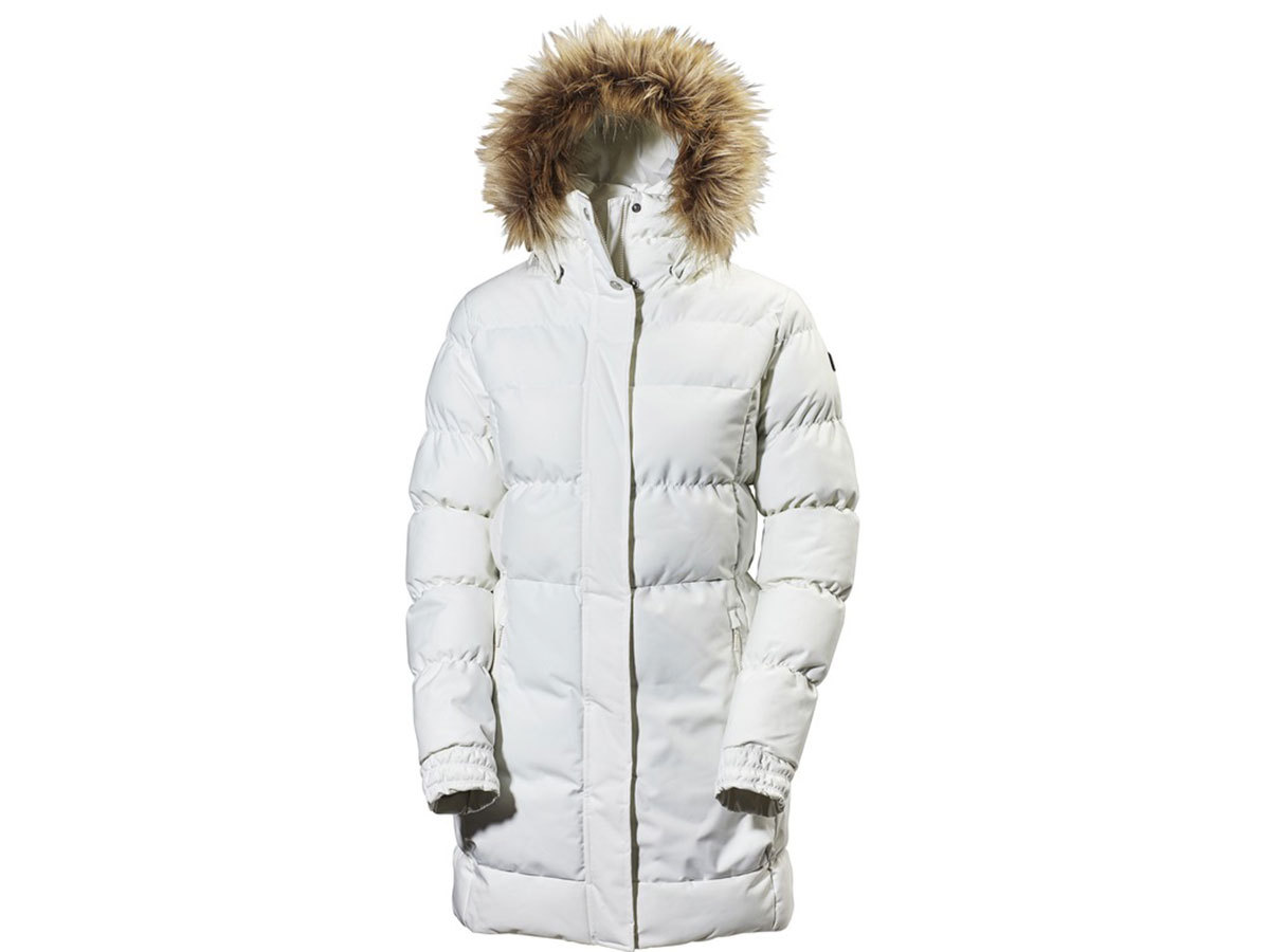 Helly Hansen W BLUME PUFFY PARKA OFF WHITE XXL (54430_011-2XL)