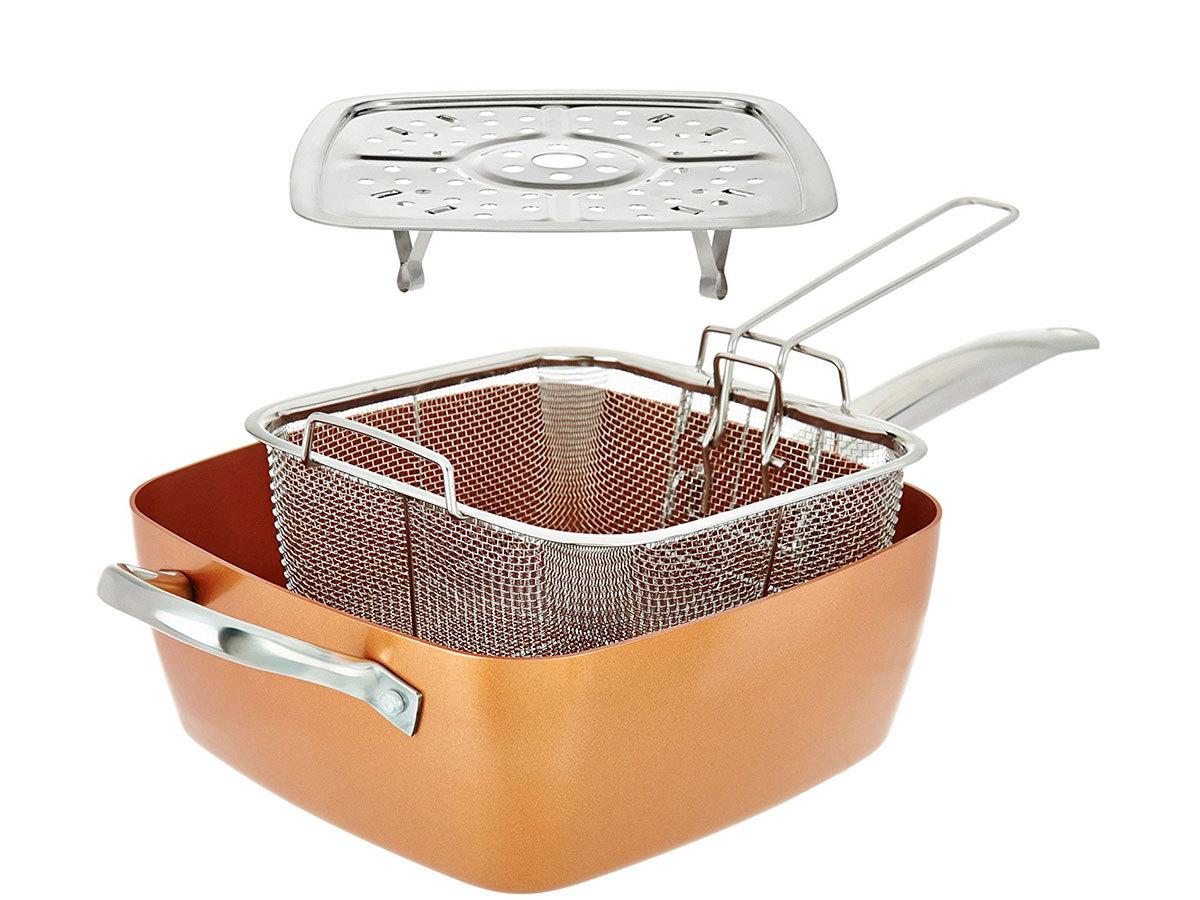 Royalty Line Copper pan 4 részes IRP-000004288