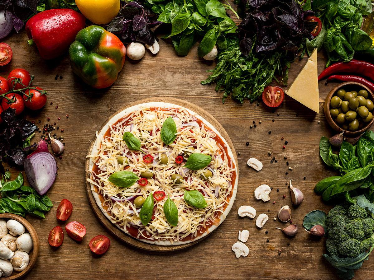 Olasz pizzakészítő kurzus 3-4 órában / fő