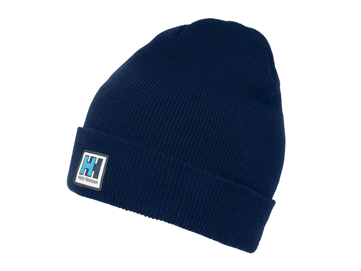 Helly Hansen HH KNITTED BEANIE NAVY STD (67752_597-STD)