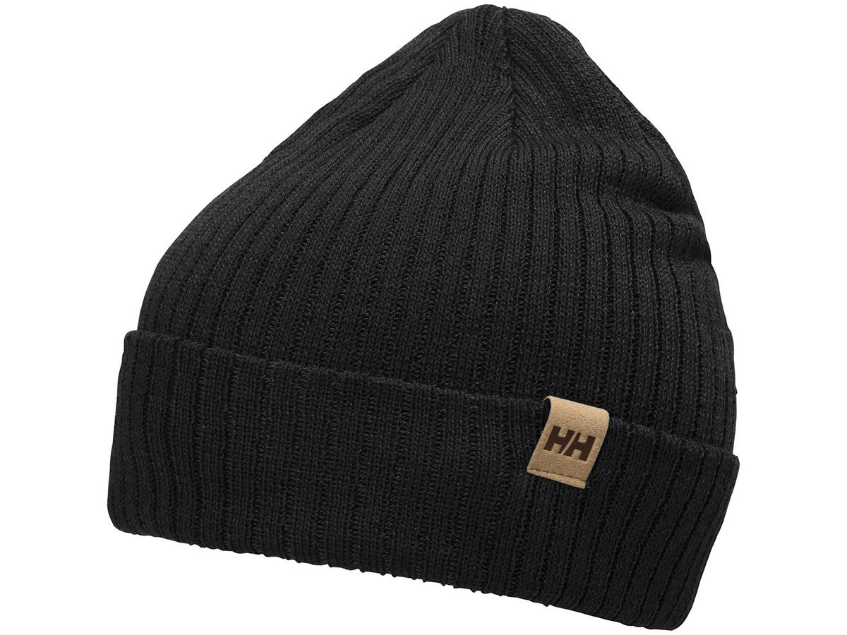 Helly Hansen BUSINESS BEANIE BLACK STD (67195_990-STD)