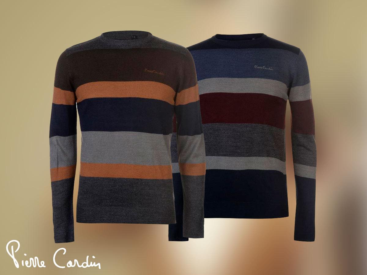 Pierre Cardin férfi pulóverek M-XXL méretben dcb93aa028
