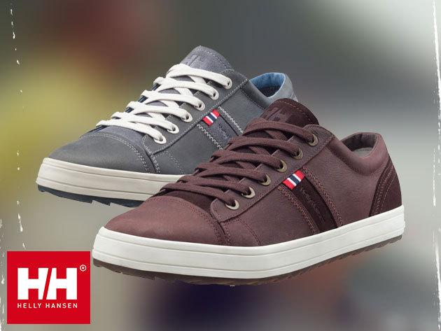 Helly Hansen ROSSNES férfi átmeneti cipő prémium bőr felsőrésszel - teljes időjárás elleni védelmet biztosít (40-46) - egyes termékek azonnal átvehetőek