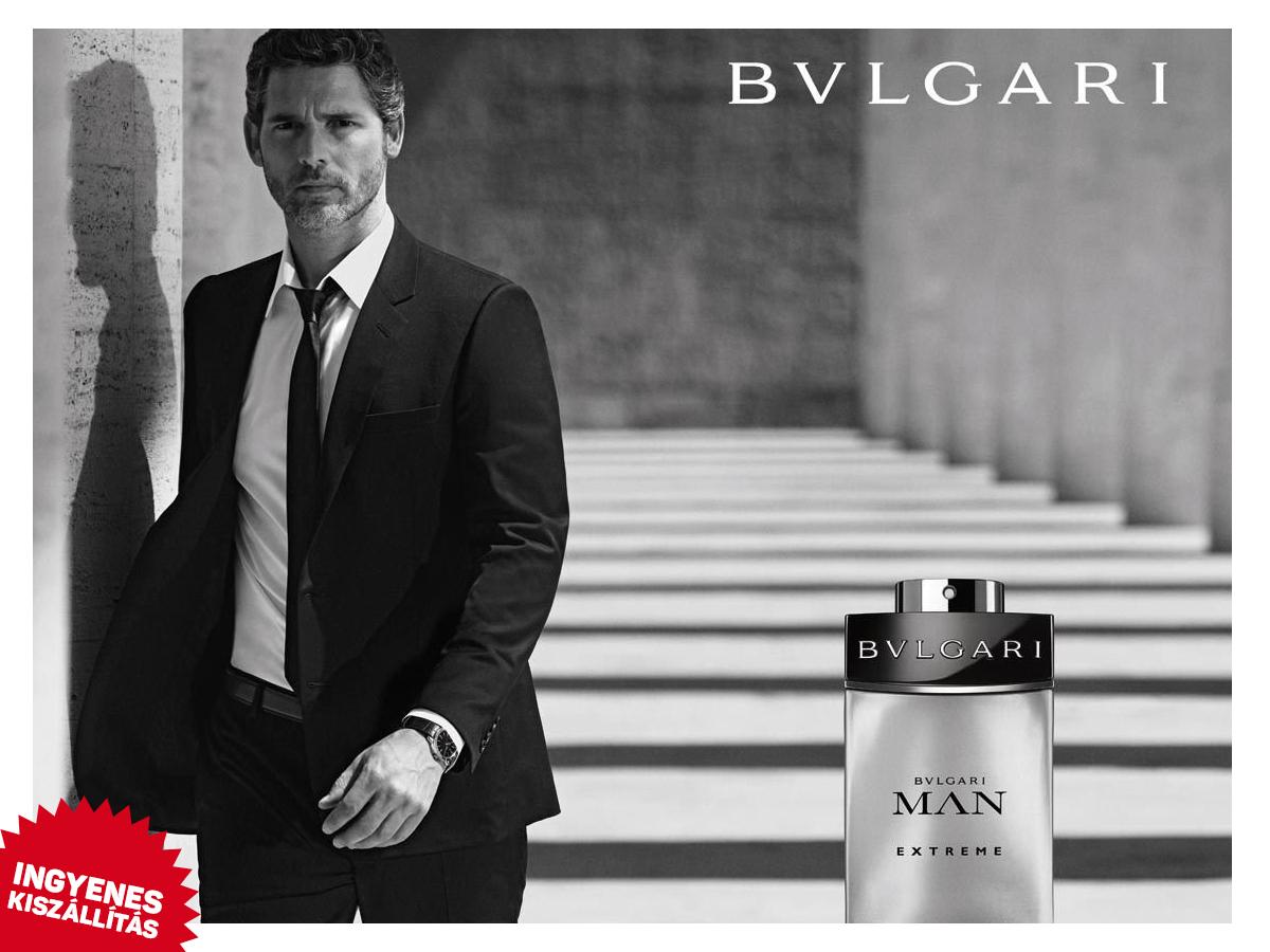 Bvlgari - Man EDT férfiaknak (100ml) ingyenes kiszállítással! Fás-virágos-pézsmás illat