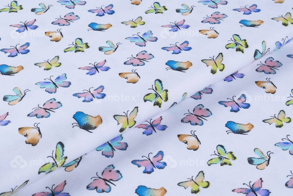 Nyakpárna - Fehér pillangó