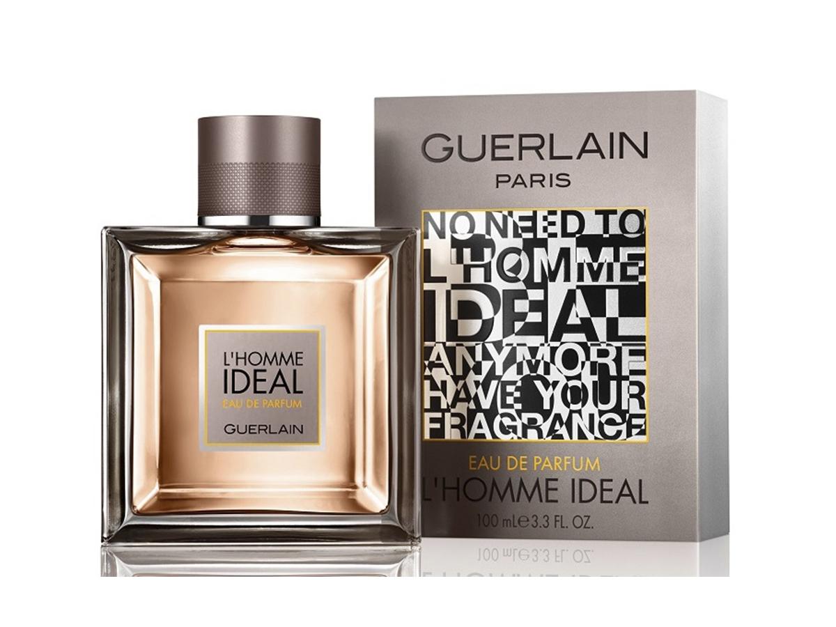Guerlain - L'Homme Ideal EDP férfiaknak (100 ml) ingyenes kiszállítással!