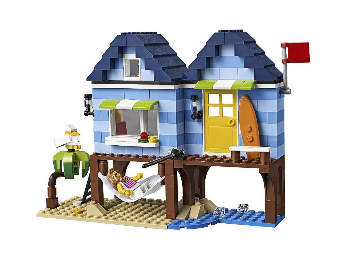 Lepin építőkocka - Város - Nyaraló - 24014