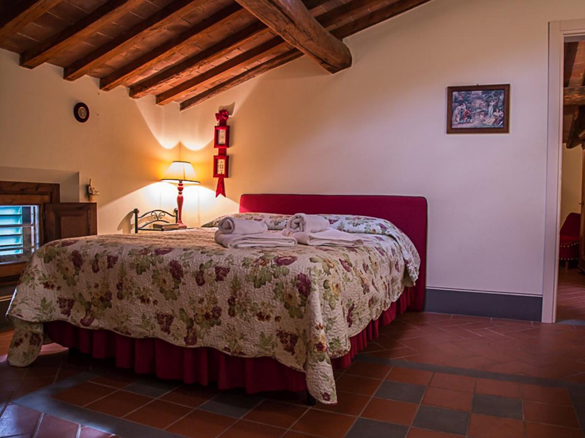 Borgo Bucciano Toszkán Villa 5 nap 4 éj 2 fő részére reggelivel