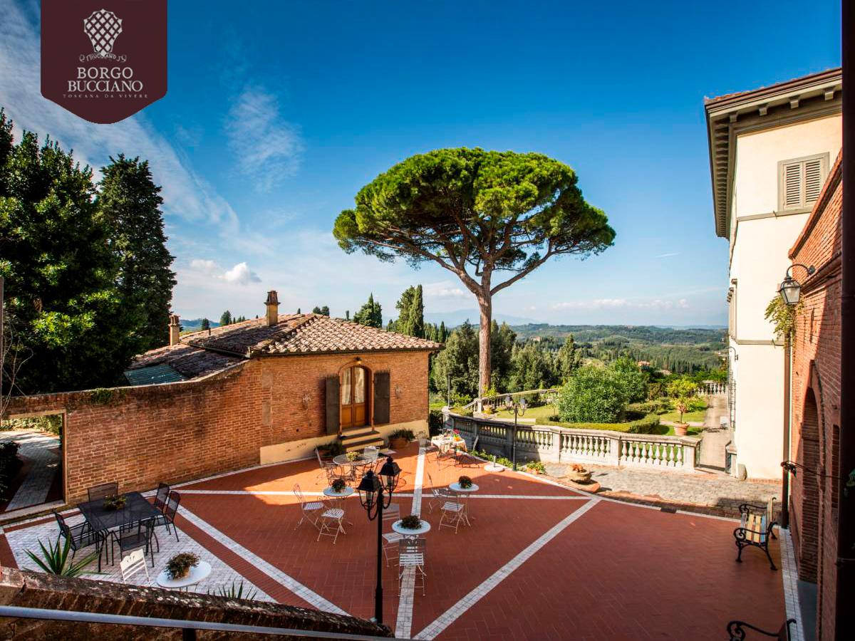 Olaszország, Borgo Bucciano Toszkán Villa, szállás  4 vagy 5 napra apartmanban - Kikapcsolódás és pihenés gyönyörű környezetben, a kulináris élvezetek kedvelőinek