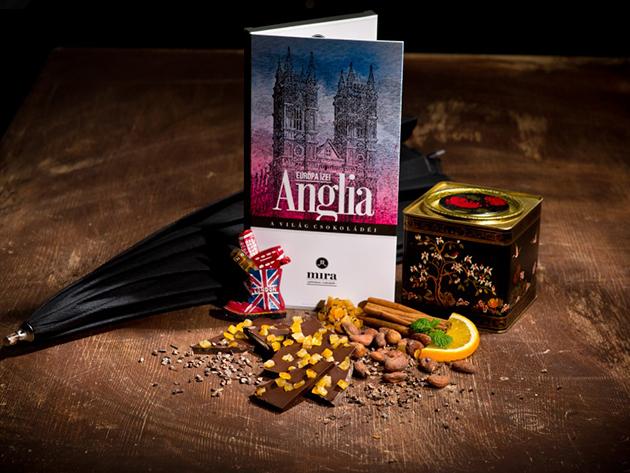 MIRA Prémium Anglia Csokoládé