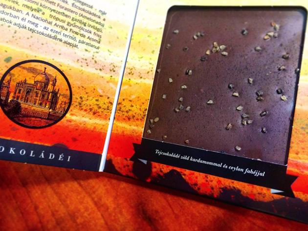 MIRA Prémium India Csokoládé