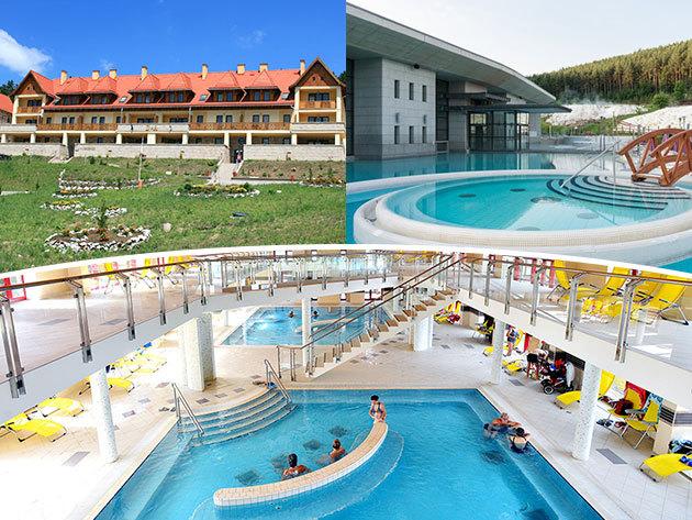 Egerszalók, D&A Vendégház - 3 nap/2 éjszaka szállás hétvégén 2 főre reggelivel, Saliris Resort Gyógy- és Wellnessfürdő belépővel