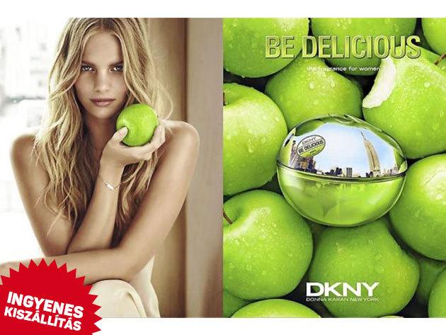 Donna Karan - DKNY Be Delicious For Women EDP nőknek (100ml) ingyenes kiszállítással! Virágos-fás-pézsmás illat