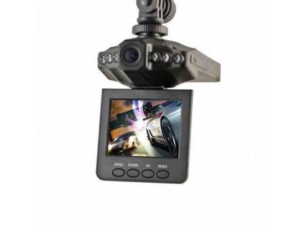 Eseményrögzítő kamera (Kék autós) IRP-000000032