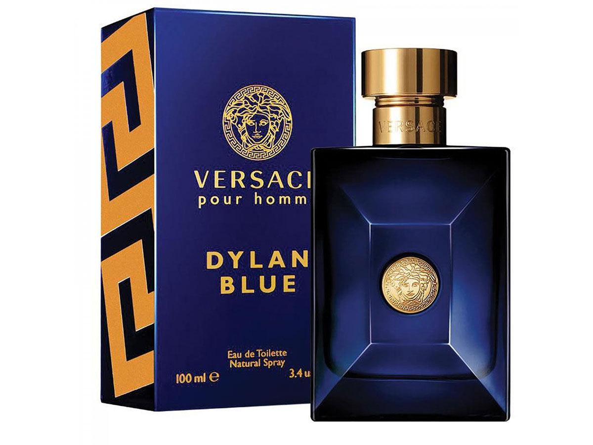 Versace - Versace Pour Homme Dylan Blue EDT férfiaknak (100ml) ingyenes kiszállítással!