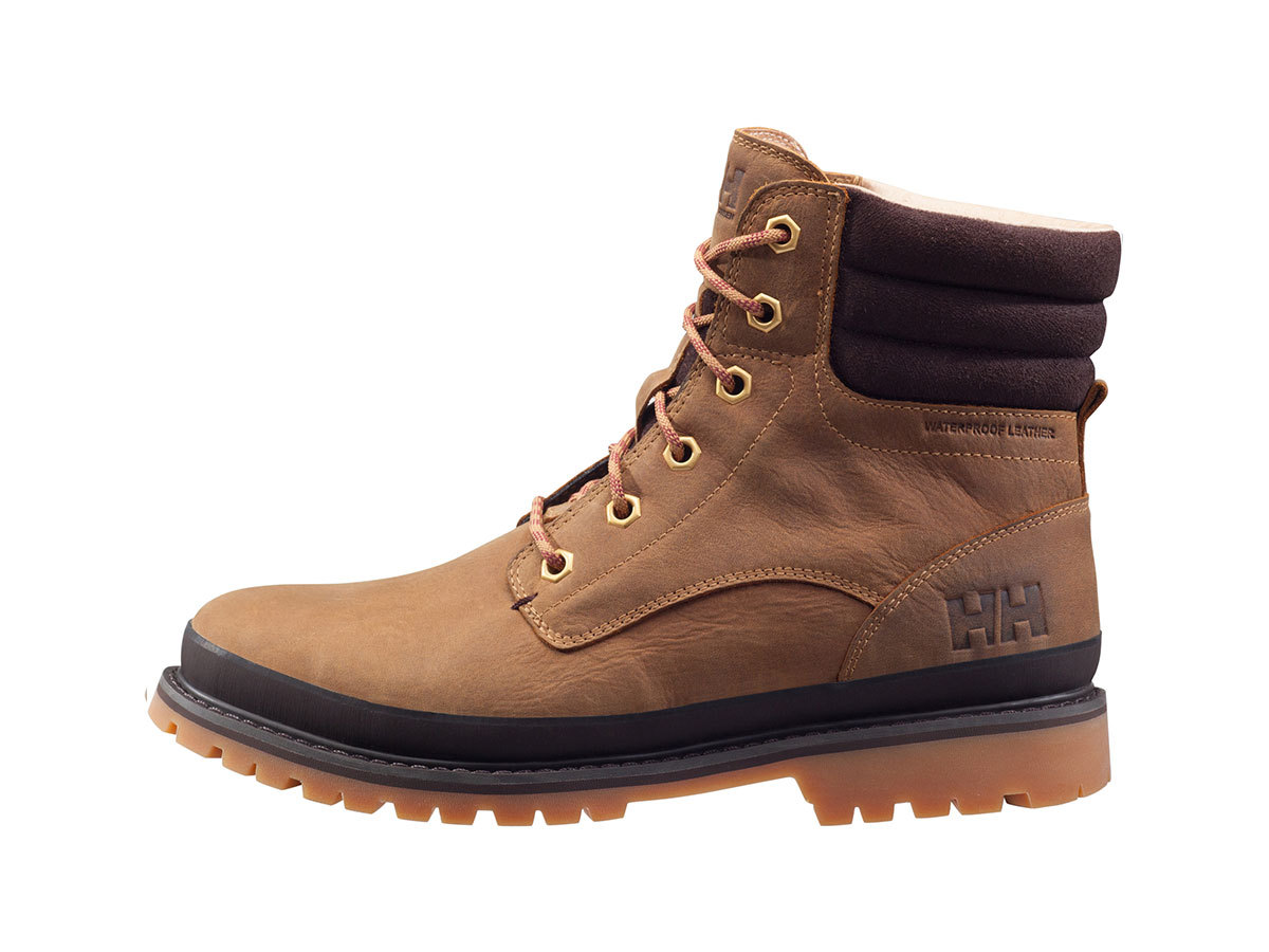 Helly Hansen GATAGA PRIME DARK CAMEL / COFFE BEAN / EU 40.5/US 7.5 (11287_704-7.5)
