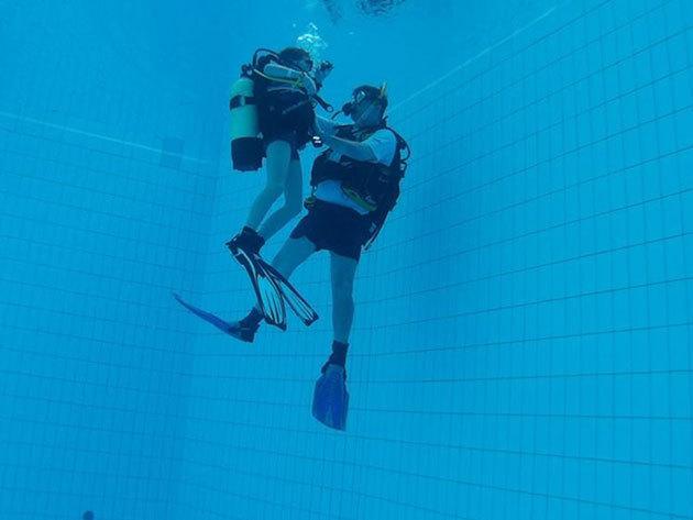 PADI NITROX búvártanfolyam (Enriched Air Diver) / fő