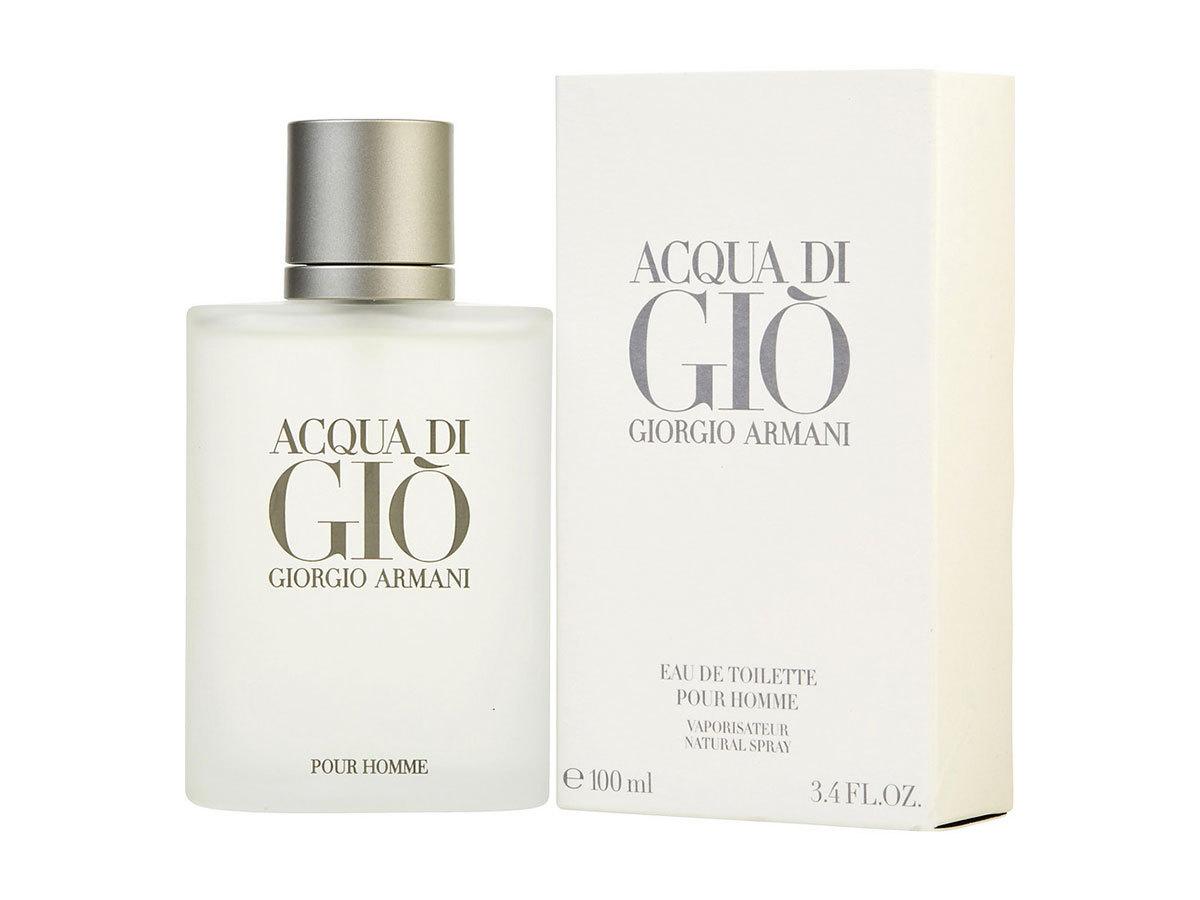 Giorgio Armani - Acqua Di Gio For Men EDT (50 ml) ingyenes kiszállítással