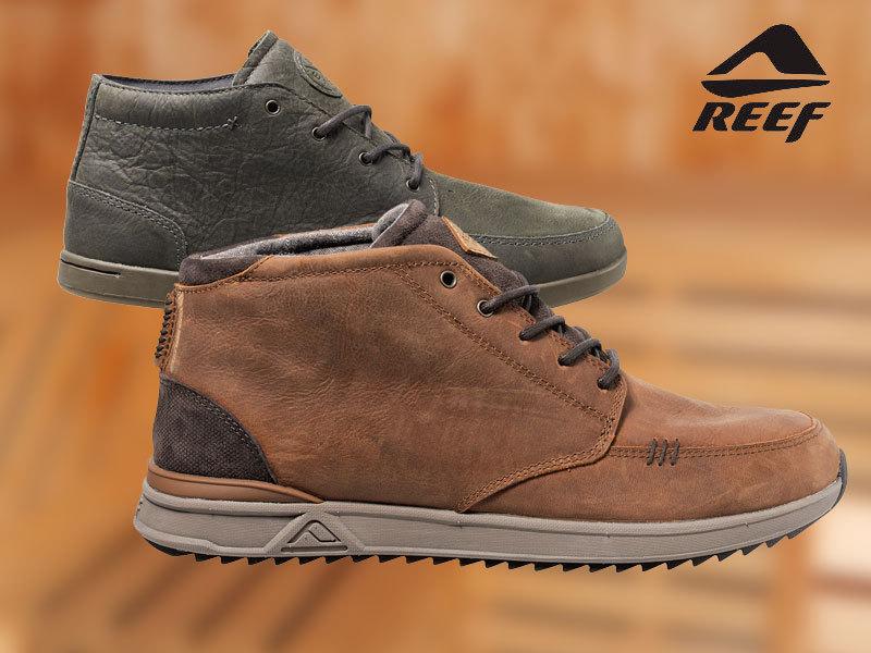 Reef férfi cipők (40-46 méretben) prémium minőségben, extra kényelmes kialakítással / 2 db vásárlása esetén ajándék Reef papucs
