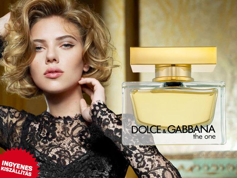 Dolce & Gabbana - The One For Women EDP nőknek (75m) ingyenes kiszállítással - orientális, friss illat