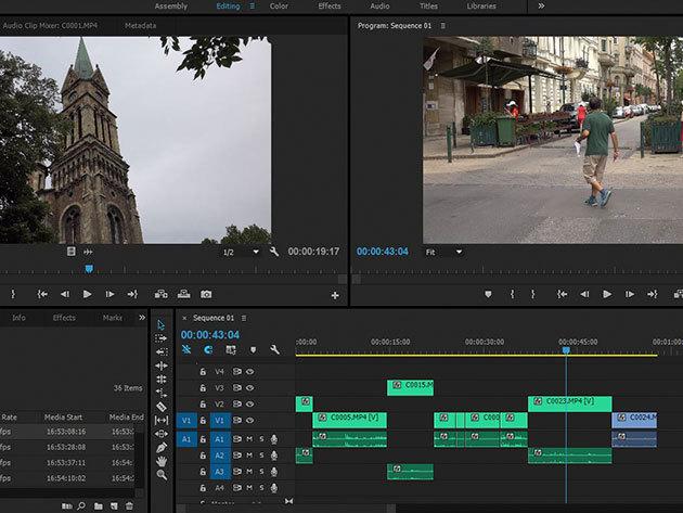 Videó vágó tanfolyam a NeoArt Filmakadémián