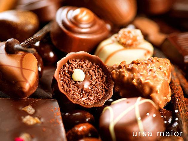 Csokoládé bon-bon workshop az Ursa Maior kreatív műhelyében ( III. ker.) - Készíts mennyei finomságokat prémium alapanyagokból