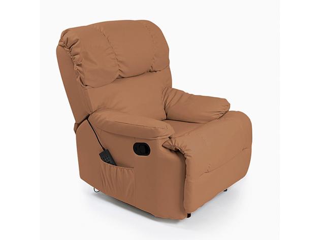 Craftenwood Camel 6005 Relax Masszírozó Fotel Cecorelax MASSZÁZSFOTEL