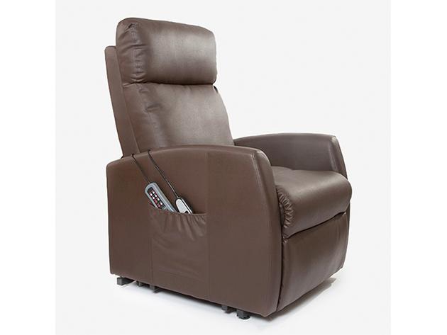 Craftenwood Compact 6008 Felállást Segítő Relax Masszázsfotel Cecorelax MASSZÁZSFOTEL