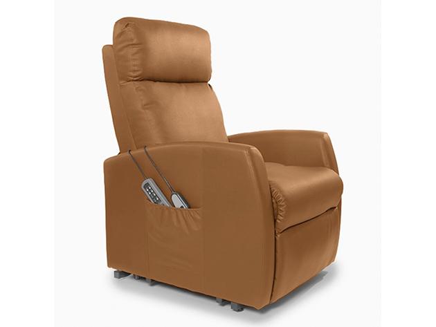 Craftenwood Compact Camel 6006 Relax Felállást Segítő Masszázsfotel Cecorelax MASSZÁZSFOTEL