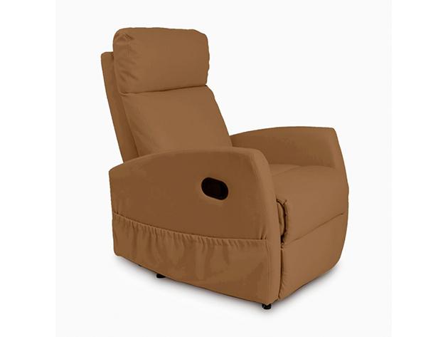 Craftenwood Compact Camel 6019 Relax Masszázsfotel Cecorelax MASSZÁZSFOTEL