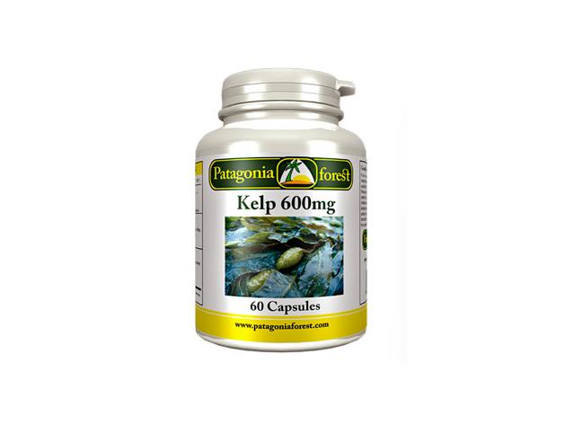 Tengeri hínár étrend-kiegészítő készítmény (600 mg x 60 kapszula)