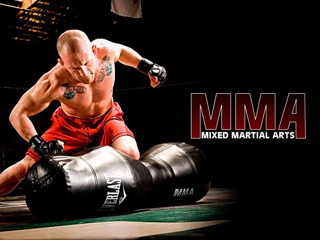 Tanuld meg az MMA minden fogását!