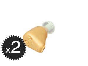 Spion mini hallókészülék - duo pack