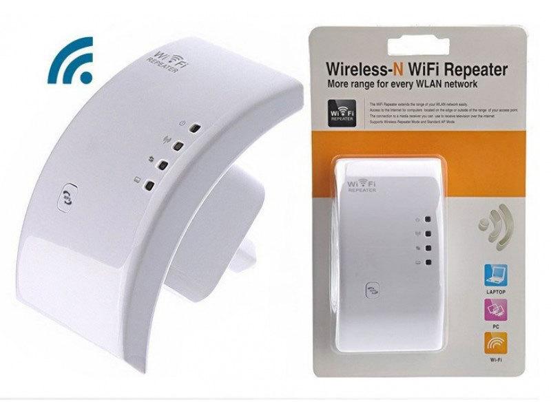 WiFi jelerősítő (repeater) - könnyedén, vezeték nélkül növelheted a wifi hatótávolságát (WS-WN560N2 WiFi range extender)