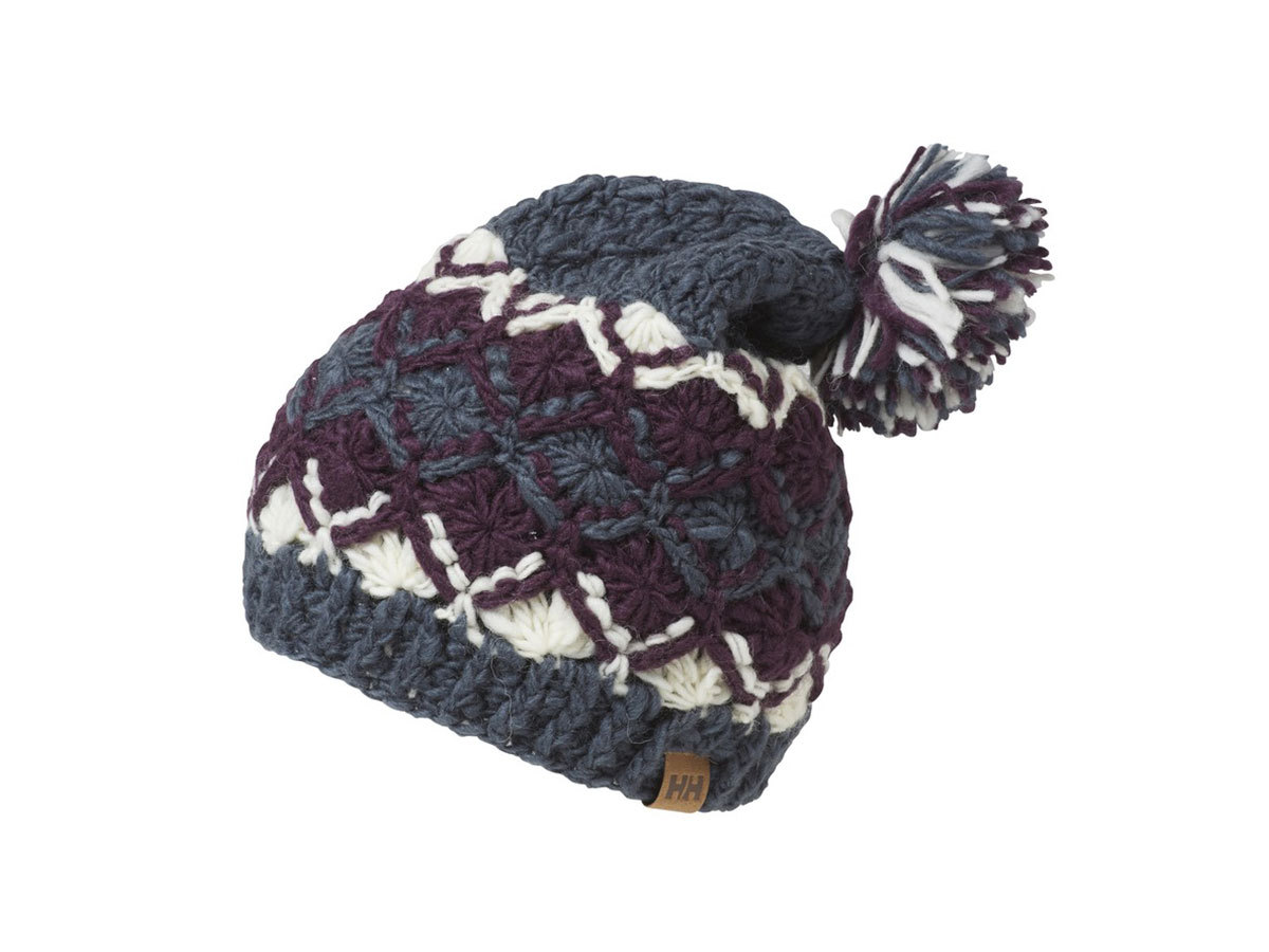 Helly Hansen WOOL KNIT  BEANIE ROCK STD (68071_898-STD)