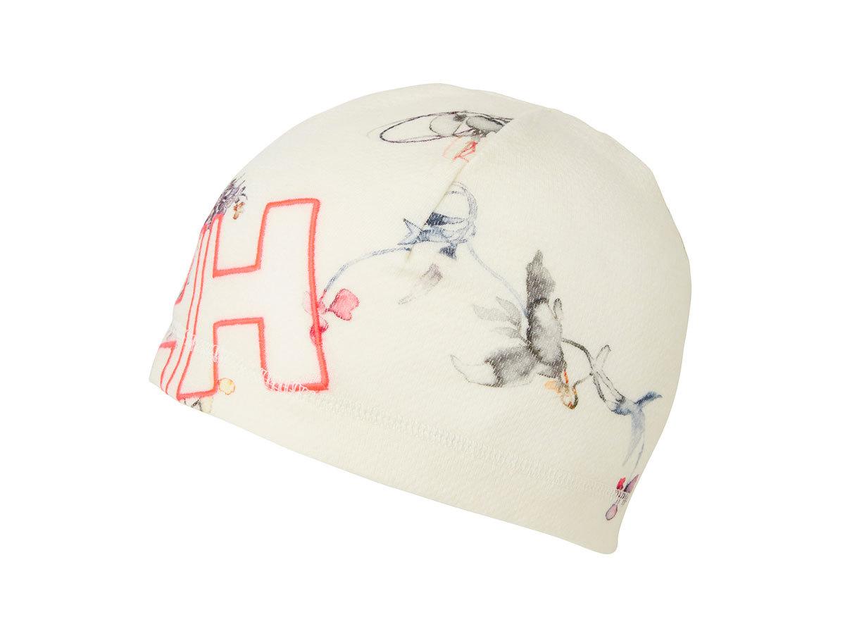 Helly Hansen HH WARM BEANIE WHITE / SYMBIOS PRINT STD (68082_001-STD)