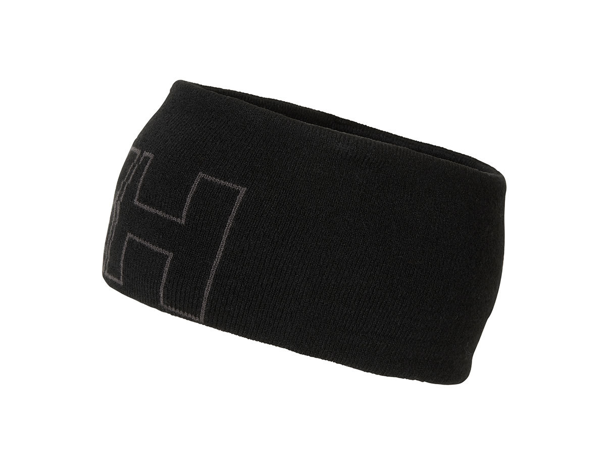 Helly Hansen OUTLINE HEADBAND BLACK STD (67148_990-STD)