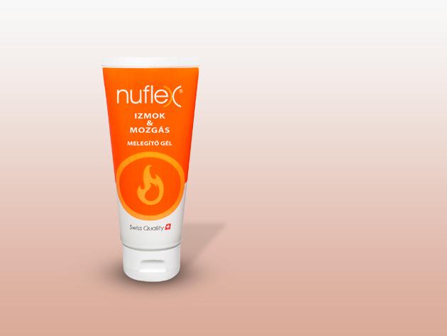 Nuflex Melegítő Gél 100ml