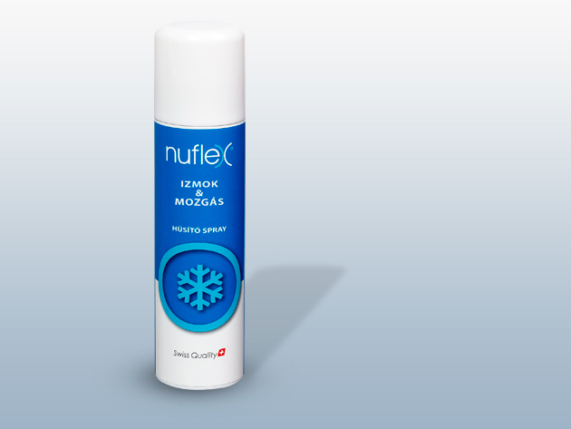 Nuflex Hűsítő Spray 150ml