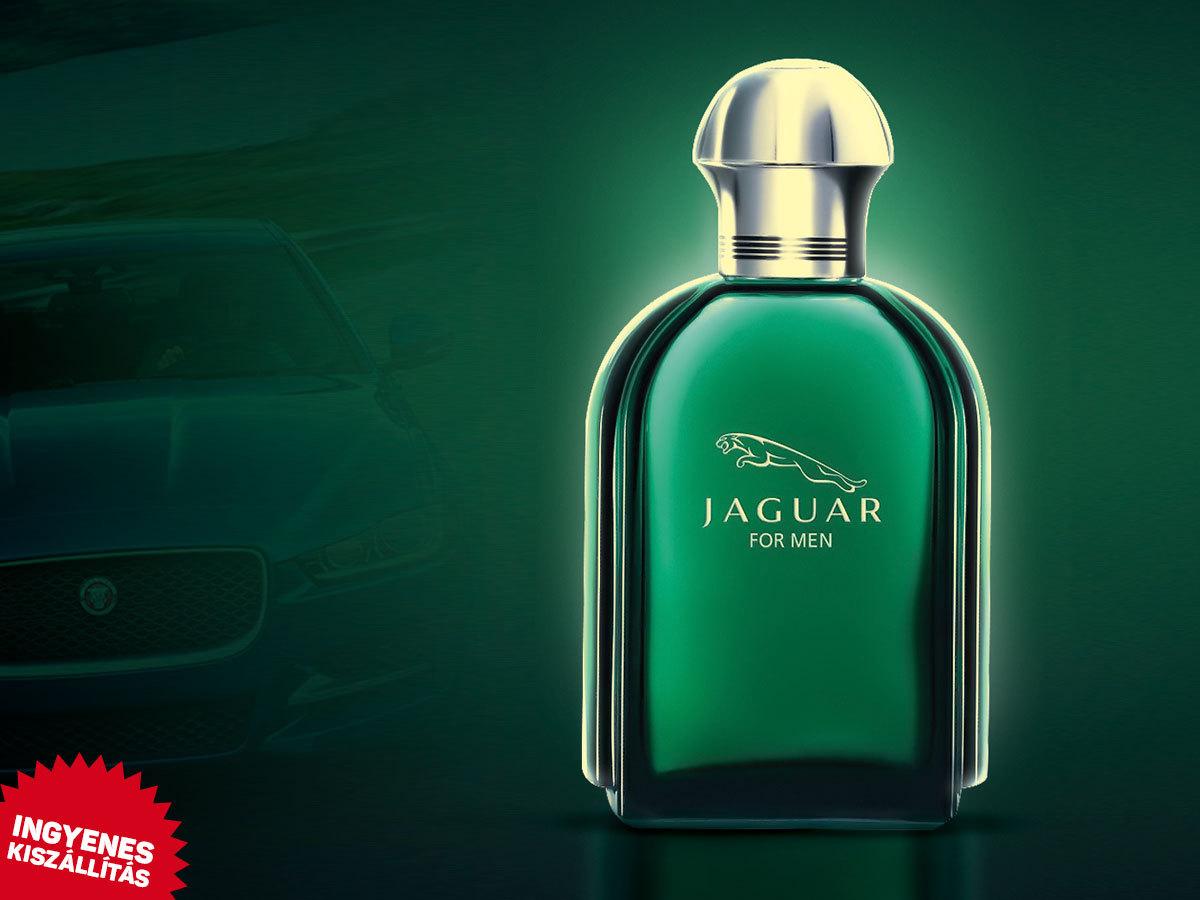 Jaguar - Jaguar For Men EDT férfiaknak (100ml) Ingyenes kiszállítással / citrusos, fás férfias illat