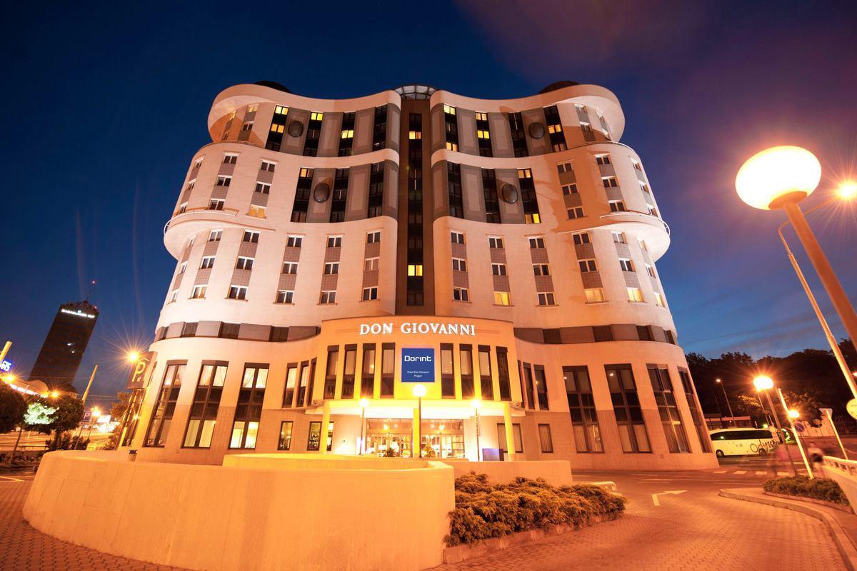 3 nap / 2 éjszaka Prágában 2 fő részére reggelivel - Hotel Don Giovanni
