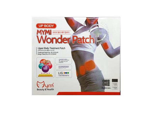 Fogyasztó tapasz MY Wonder Patch, felső testre (8 db)