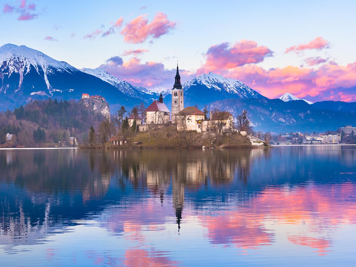 Szlovénia, Hotel Astoria Bled*** 3 nap / 2 éjszakás szállás 2 fő részére standard kétágyas szobában, reggelivel, wellness használattal