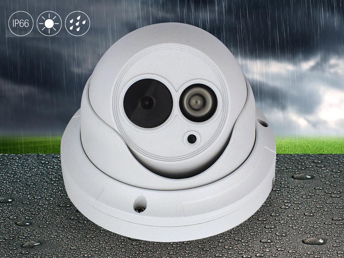 Eminent EM6360 CamLine Pro Dome Kültéri HD IP Kamera - Védd meg otthonodat az illetéktelen behatolóktól!
