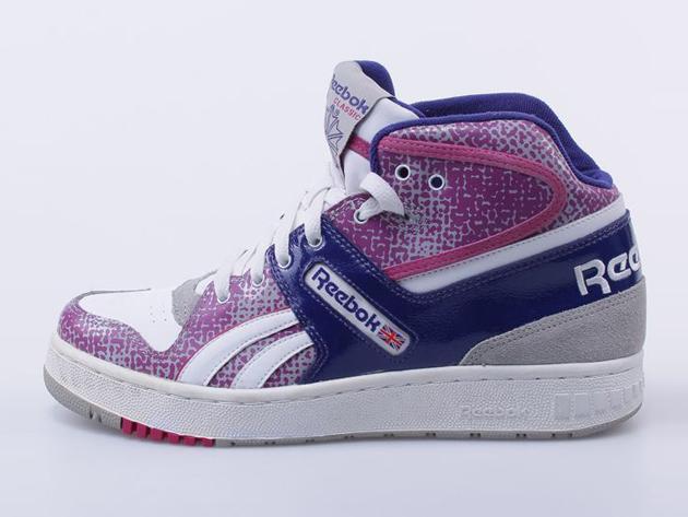 Reebok Pro Legancy Mid, női utcai cipő - rózsaszín - 38,5