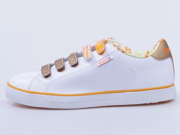Reebok Straptastik Low, női utcai cipő - fehér - 37