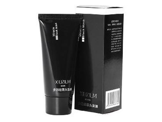 Koreai fekete maszk tubusban - 82 ml