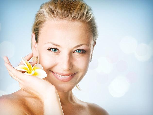 Tisztító, hidratáló arckezelés ajándék szemöldökszedéssel